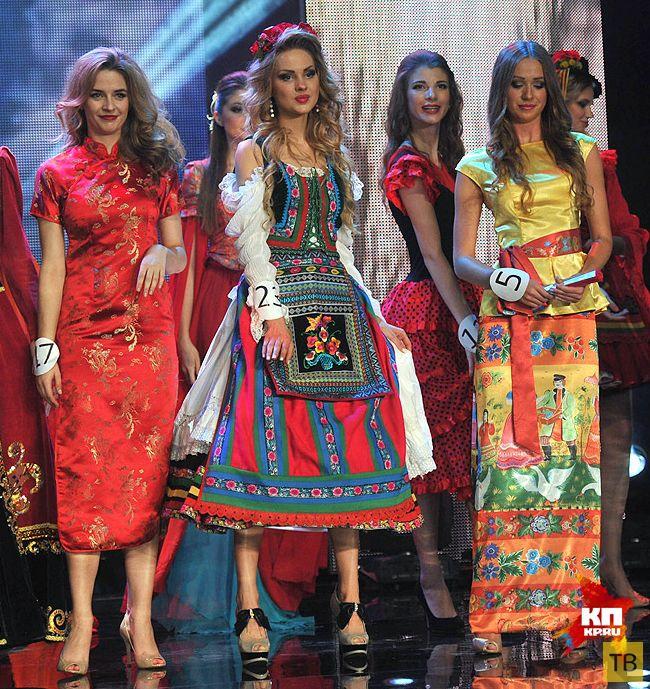 "Борьба за место на конкурсе ""Мисс Москва 2014"" (34 фото)"