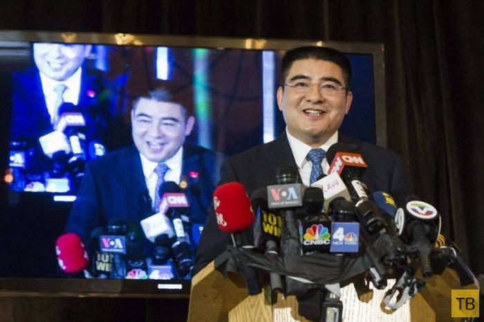 Эксцентричный человек-легенда из Китая (16 фото)