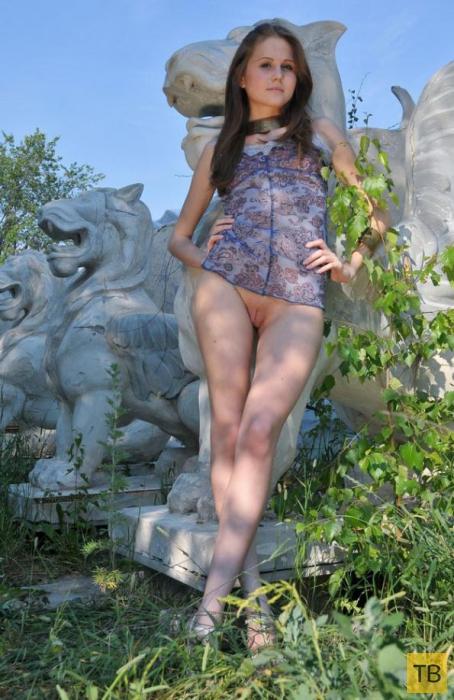"""Красивые и горячие девушки на """"Среду"""", часть 15 (102 фото)"""