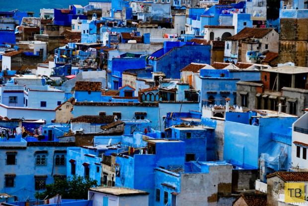 Топ 9: Самые удивительные населенные пункты на планете (27 фото)