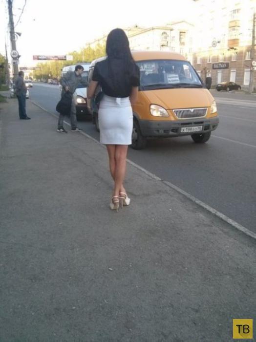 Некоторые плюсы общественного транспорта летом (13 фото)