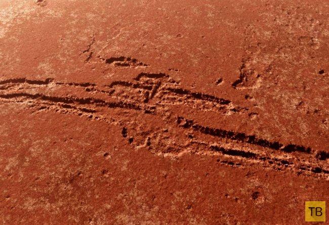 Интересные факты о Марсе (10 фото)