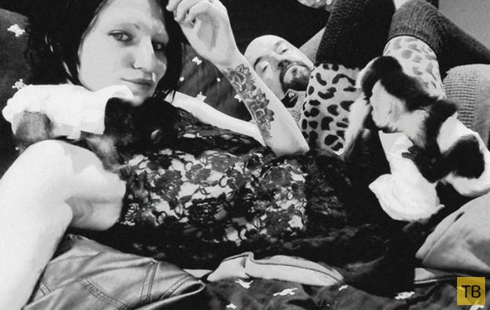 Аликс Тихельман: История проститутки-ассасина, убившей топ-менеджера Google (9 фото)