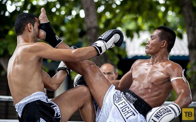 Тюремные бойцовские клубы Таиланда