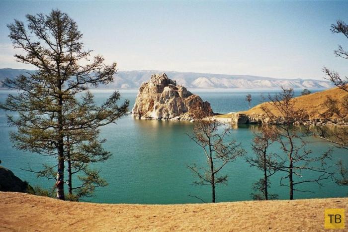 Топ 10: Самые глубокие озера мира (10 фото)