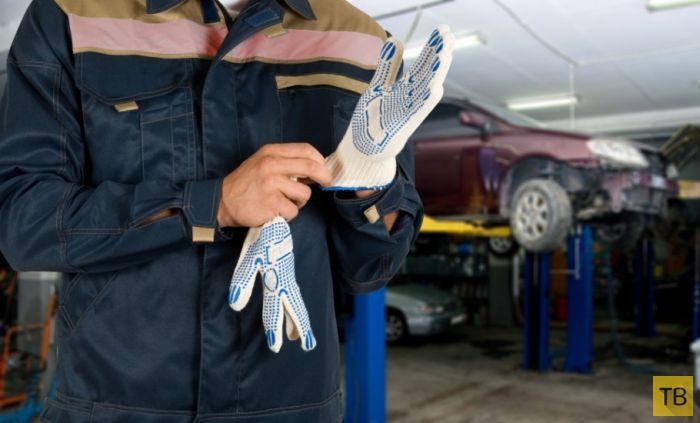 Как владельцев автомобилей обманывают на СТО (10 фото)