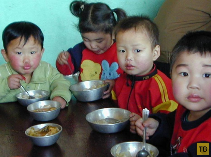 Удивительные факты о Северное Корее (10 фото)