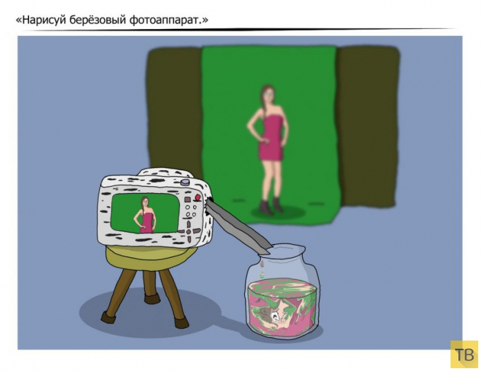 Забавные рисунки на заказ (15 фото)