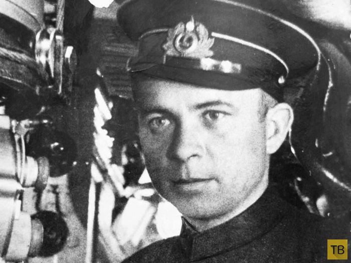 командир подводной лодки маринеску