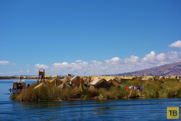 Загадочное озеро Титикака (10 фото)