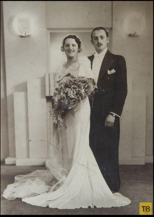 80 лет в браке (3 фото)