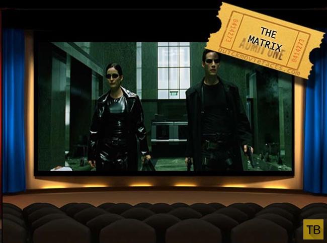 Занимательные факты о съемках голливудских блокбастеров (29 фото)