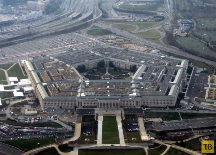 Топ 10: Необычные факты о Пентагоне (10 фото)