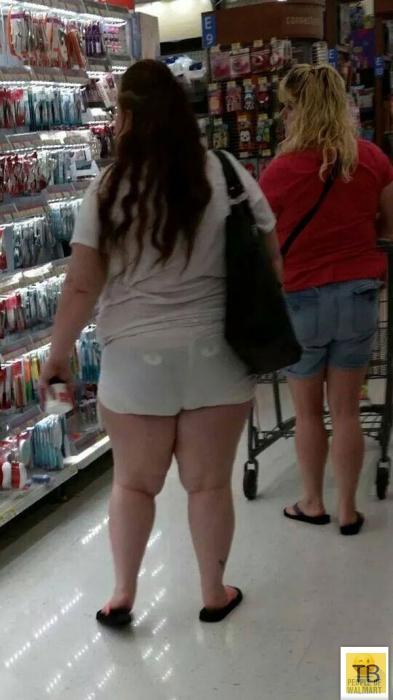 Чудики в супермаркетах США (29 фото)