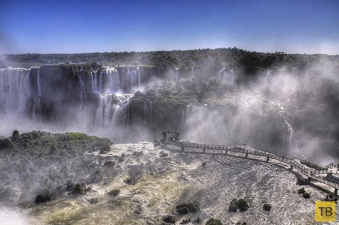 Топ 6: Самые зрелищные смотровые площадки в мире (16 фото)