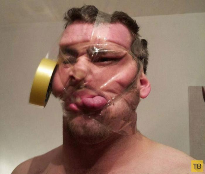 Новая мода в selfie (10 фото)