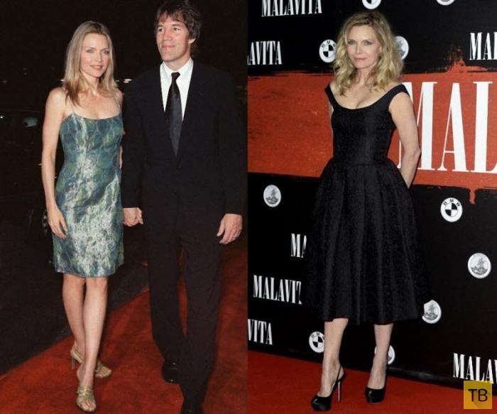 Красивая зрелость голливудских актрис (11 фото)