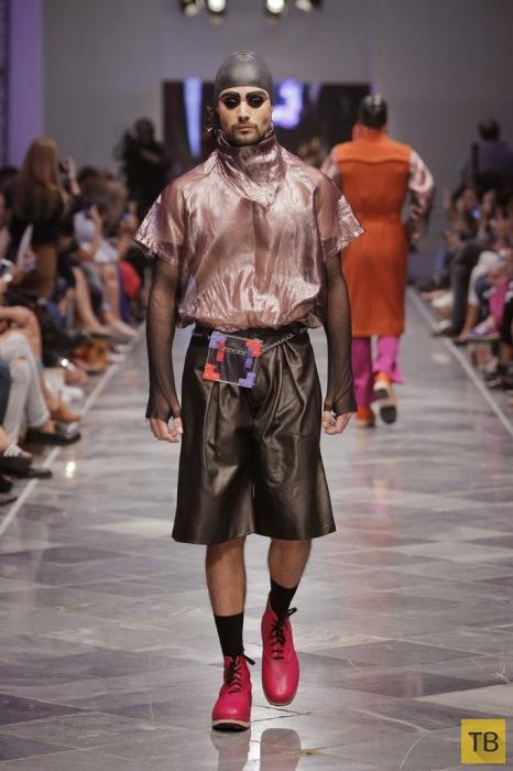 Anel Yaos Spring/Summer 2015. Вот это наряды! (19 фото)