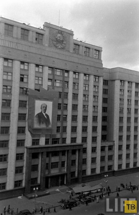 Москва 1947 года (35 фото)