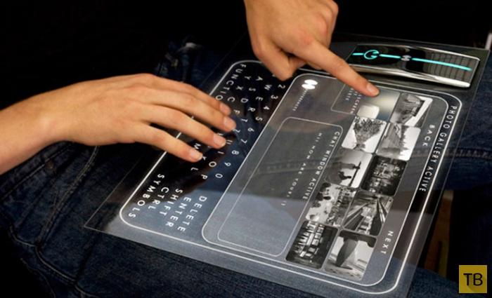 Компьютеры будущего (12 фото)