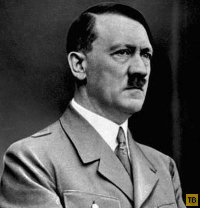 Неизвестное о Гитлере (5 фото)