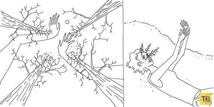 Веселые комиксы и карикатуры, часть 209 (16 фото)