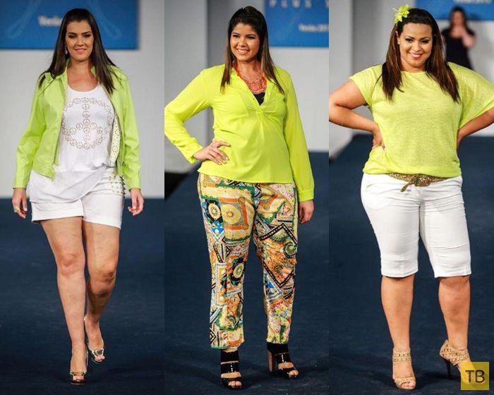 Модные Модели Одежда На Полных Женщин 2017Г