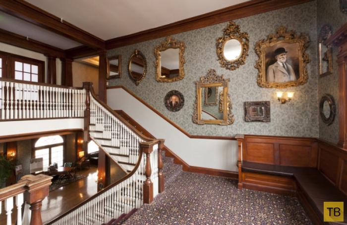 Топ 10: Отели с привидениями (41 фото)