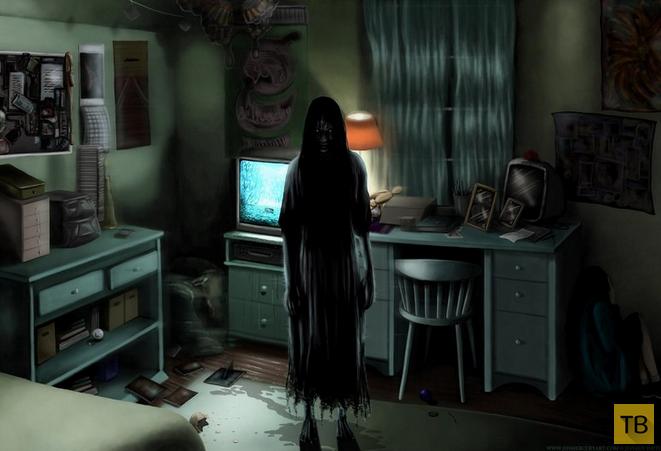 Страшные явления, которые не дадут вам уснуть (17 фото)