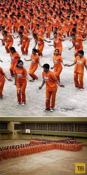 Топ 8: Самые необычные тюрьмы мира (7 фото)