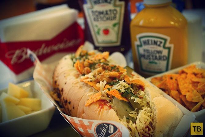 Топ 20: Оригинальные хот-доги со всего мира (21 фото)