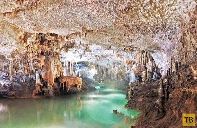 Топ 20: Самые красивые пещеры (21 фото)