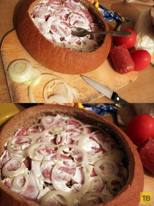 Оригинальный рецепт мужской кухни (10 фото)
