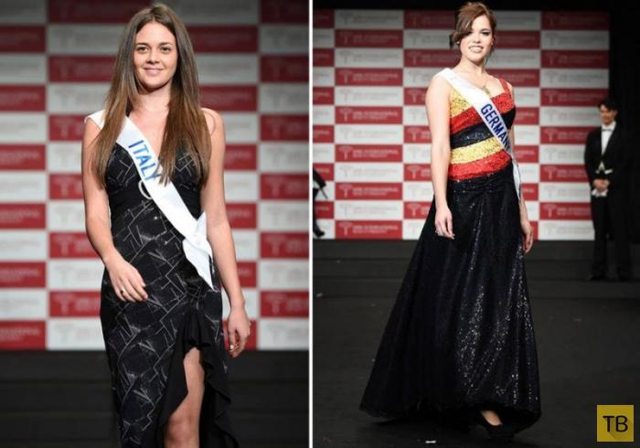 Конкурс красоты Miss International 2014 в Токио (17 фото)