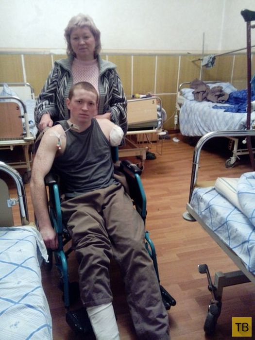История русского солдата, ставшего инвалидом в мирное время (13 фото)