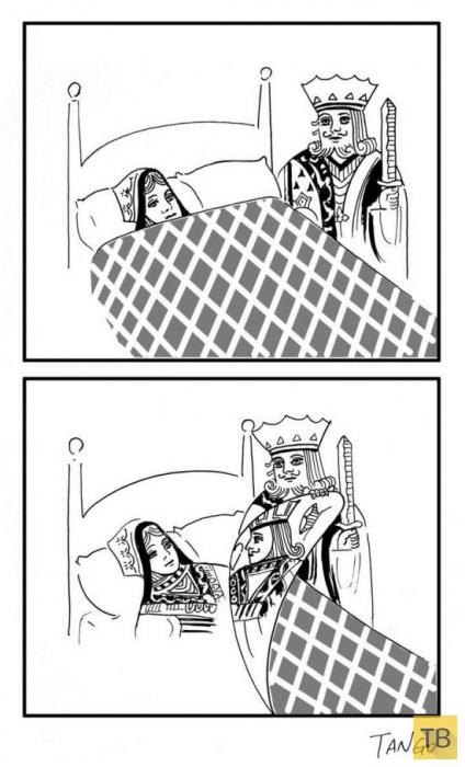 Веселые комиксы и карикатуры, часть 222 (18 фото)