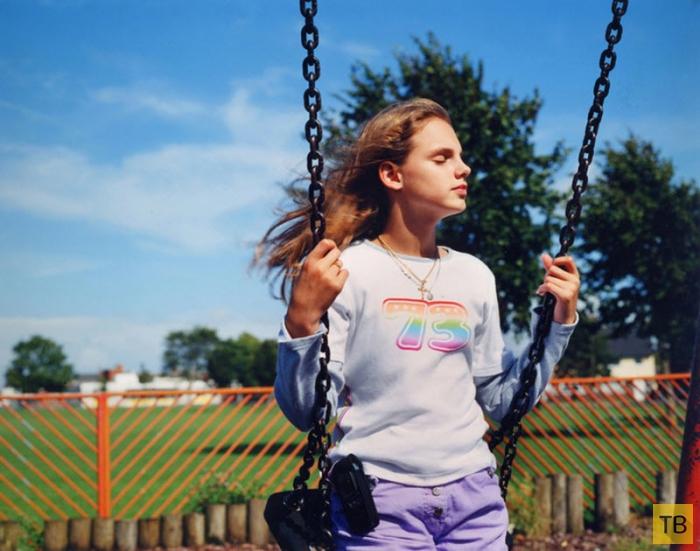 Подростки-опекуны (10 фото)