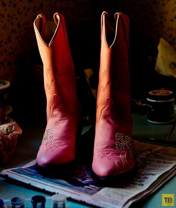 """Конкурс красоты """"Мисс Родео Америки-2014"""" (18 фото)"""