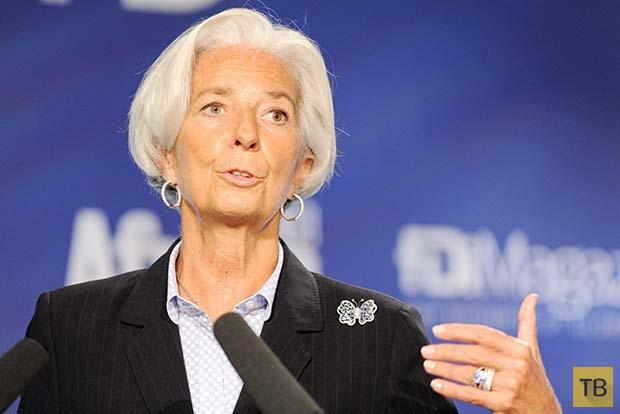 Топ 9: Самые влиятельные женщины мира — 2014 (9 фото)