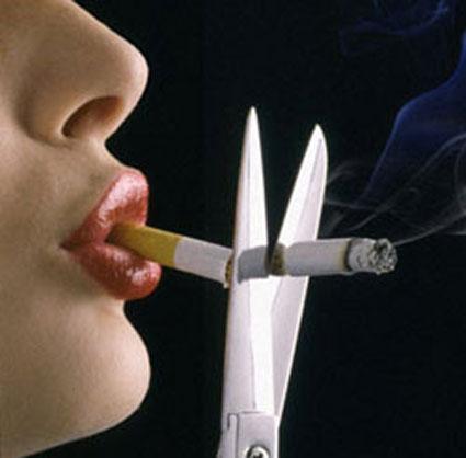 Что произойдет с курильщиком если , если он бросит курить ?