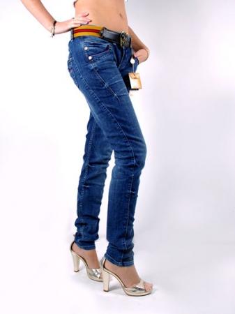 15 фактов о джинсах