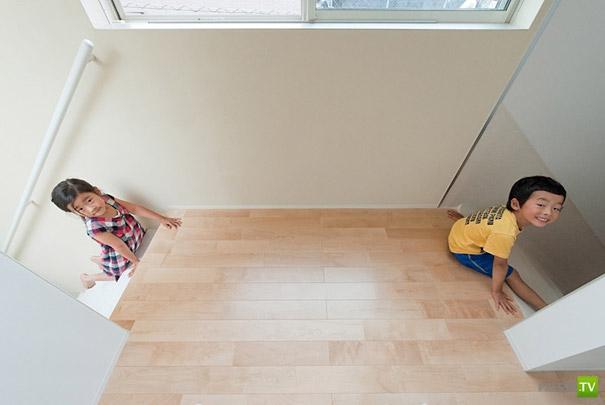 Скользящий дом, Япония (7фото)