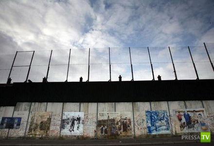 Самые необычные стены в мире (8 фото)