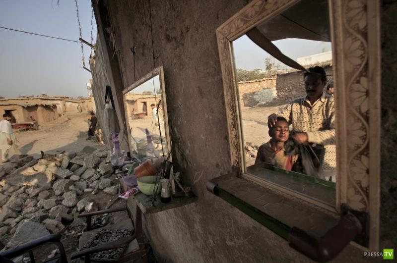 Лучшие фотографии Associated press за ноябрь (26 фото)