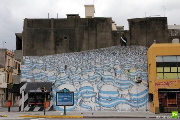 Лучшие граффити за месяц (27 фото)