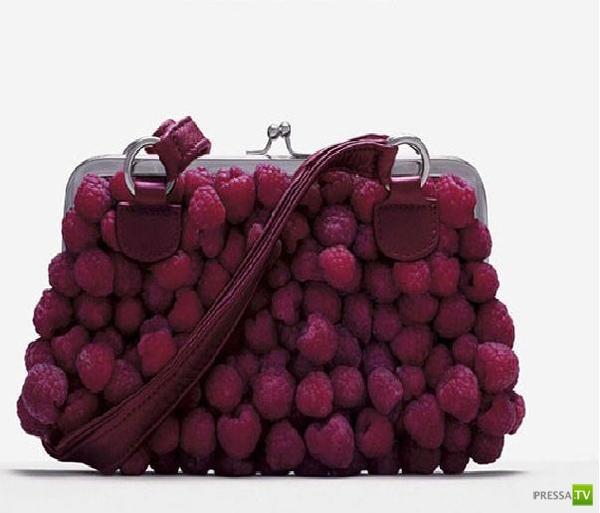 Съедобные аксессуары от Фулвио Бонавиа (22 фото)