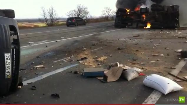 ДТП на трассе Одесса- Киев, двое погибших