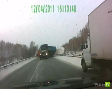 Видео Дня: Обделались легким испугом ))))
