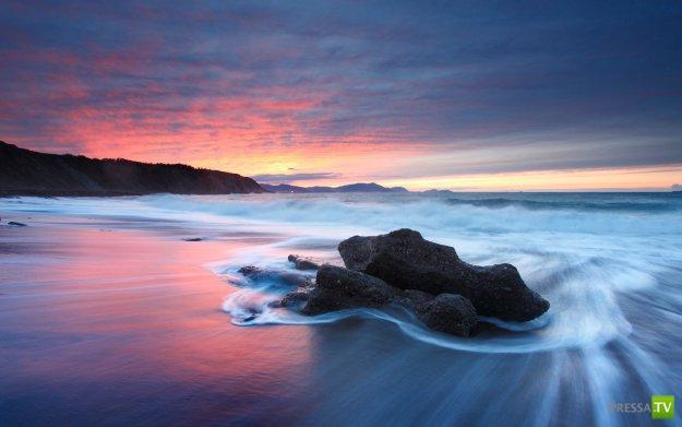 Восходы и Закаты в фотографиях (19 фото)