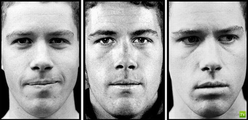 Отпечаток Войны на лицах Морских пехотинцев (13 фото)